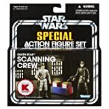 Star Wars Special Action Figure Set Death Star Scanning Crew Only Available At K MART