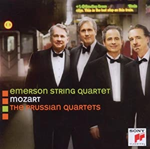 Mozart: String Quartets Nos. 21 - 23 ('Prussian'), K. 575, 589, 590