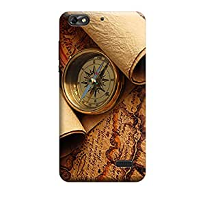 iShell Premium Printed Mobile Back Case Cover With Full protection For Huawei Honor 4c (Designer Case)
