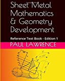 img - for Sheet Metal Mathematics and Geometry Development: Reference Text Book book / textbook / text book