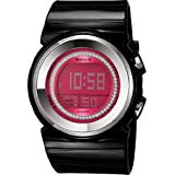 Casio BGD-102-1ER BABY-G ladies digital resin strap watchby Baby-G