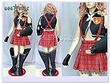 ゴッドイーター God Eater キャラ風 コスプレ衣装 男女XS-XXXL サイズオーダーも対応可能