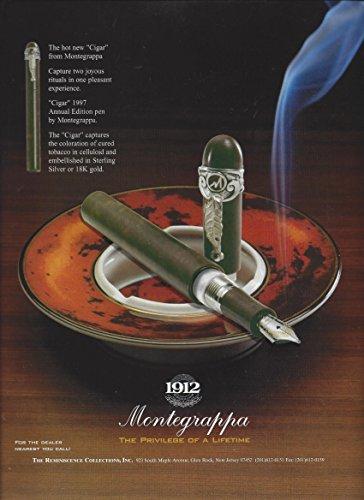 print-ad-for-1997-montegrappa-cigar-fountain-penprint-ad