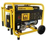 WEN 56551 5500-Watt 389cc 13-HP OHV G...