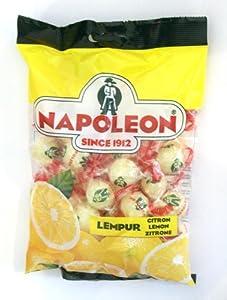 Napoleon Lemon Citrone Zitrone Balls / Drops 7.94 ounce bag