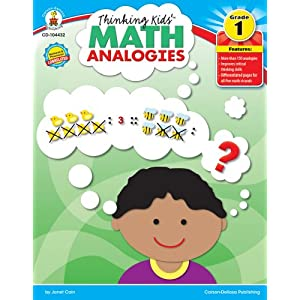 Thinking Kids' Math Analogies