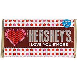 HERSHEY'S Cookies n Cr�me I love you S'more Bar
