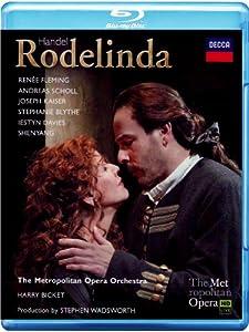 Handel: Rodelinda [Blu-ray]