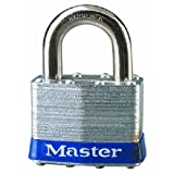 Master Lock 2in. Universal Pin Laminated Padlock 5UP