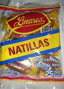 ... Milk Candy Dulce De Leche Mexican Candy 50 Pcs : Caramel Candy