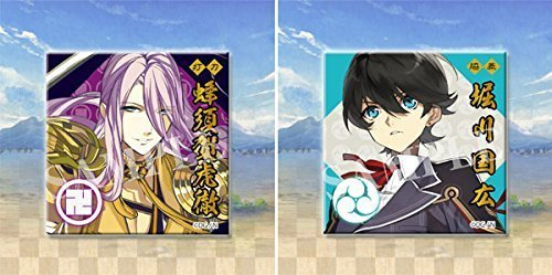 Trading badge collection swords dance vol.2 (anime goods) BOX