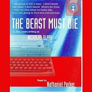 The Beast Must Die | [Nicholas Blake]