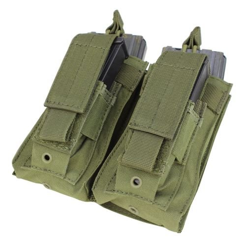 Best Prices! CONDOR MA51: DOUBLE KANGAROO MAG POUCH