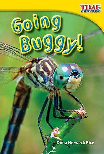 Going Buggy! (Time for Kids: Nonfiction Readers) PDF