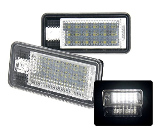2pcs-license-number-plate-led-white-light-for-audi-a3-a4-a6-rs4-rs6-q7-s3-s6