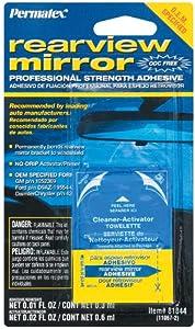 Permatex 81844 Professional Strength Rearview Mirror Adhesive from Permatex