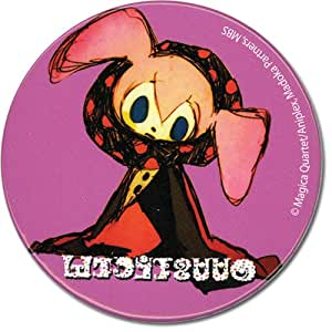Amazon.com: Puella Magi Madoka Magica Sweets Witch 2 Button by