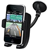 Kensington Windshield Car Mount with Sound Amplified Cradle for iPhoneby Acco/Kensington