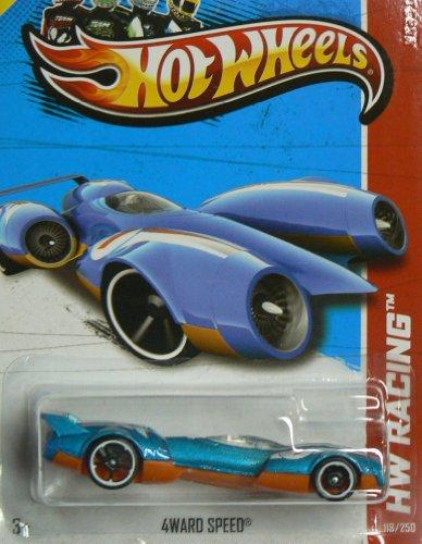 Hot Wheels HW Racing 118/250 4Ward Speed - 1