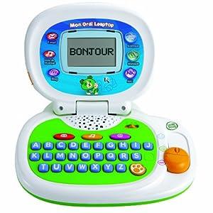 LeapFrog - 81156 - Jeu Educatif Electronique - Mon Ordi Leaptop