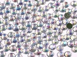 1440 Hot Fix Rhinestone Crystals - 4mm/16ss