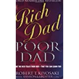 Rich Dad, Poor Dad: What the Rich Teach Their Kids About Moneyby Robert T. Kiyosaki