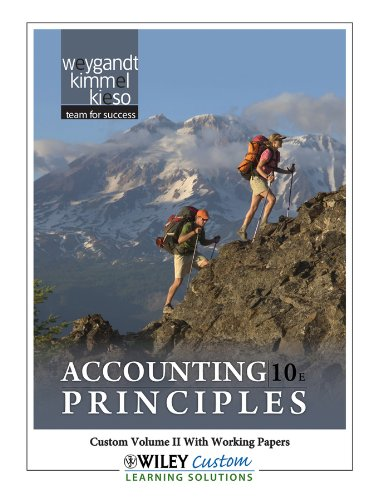 Accounting principles 10th edition download pdf by jerry j weygandt download link httpebookbitbookkaccountingprinciples 2c10theditioncharsetutf 8langenisbn978 1118106013sourcegfusion fandeluxe Image collections