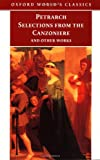 Selections from the Canzoniere and Other Works (0192839519) by Petrarch, Francesco