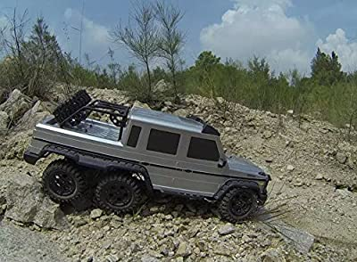 1/10 G63 2.4GHz 6WD Model Sport Drift Climbing Car RC Car Vehicle
