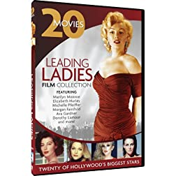 Leading Ladies Film Collection - 20 Movie Set