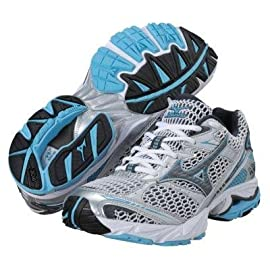 Mizuno 2012/13 Women's Wave Nexus 6 Running Shoes - 410473