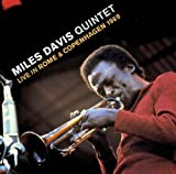 Live in Rome and Copenhagen 1969 (2CD) Miles Davis Quintet