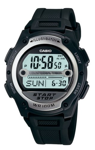 Casio Men's W756-1AV Digital Sport Watch