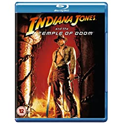 Indiana Jones & The Temple of Doom [Blu-ray]