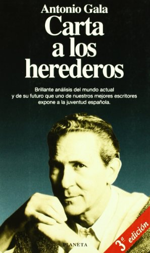 Carta a Los Herederos (Documento) (Spanish Edition)