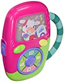 Bright Starts Pretty In Pink Get Movin Music Player