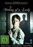 "DVD Cover 'The Making of a Lady (Autorin: Frances Hodgson Burnett bekannt durch ""Der kleine Lord"")"