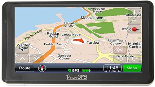 PG723G – 7 inch GPS Car Navigator Tablet with MapMyIndia Maps