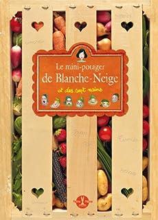 Le mini-potager de Blanche-Neige et des 7 nains !