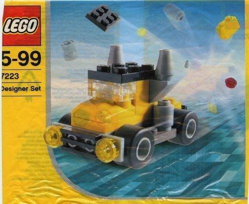 LEGO Creator: Wheelers Set 7223 (Bagged) - 1