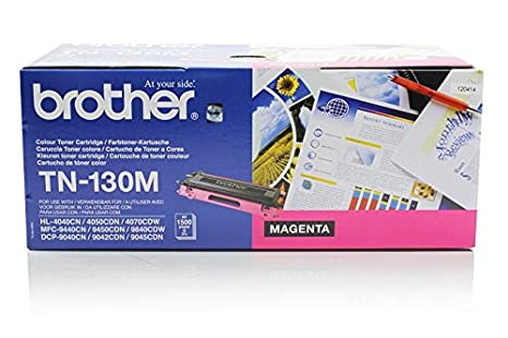 Brother MFC-9450 CDN - Original Brother TN-130M - Cartouche de Toner Magenta -