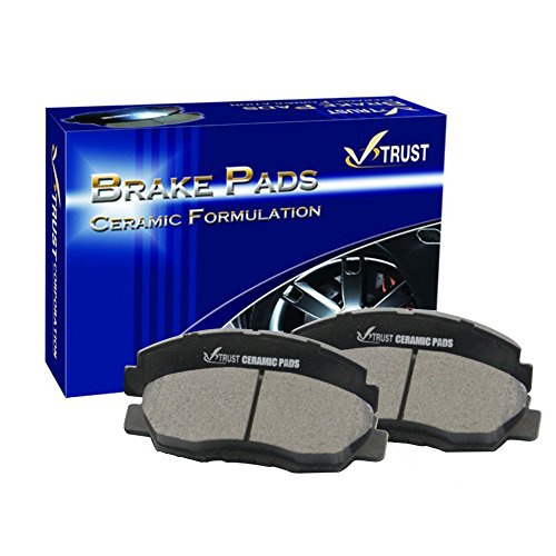 V-Trust Top Quality Ceramic Brake Pads-VTCRD905-[REAR Wheel] (Nissan Murano Rear Brake Pads compare prices)