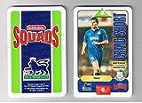 SUBBUTEO 1996 Squads Everton CRAIG SHORT football trade card