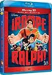 �Rompe Ralph! (Blu-ray 3D) [Blu-ray]