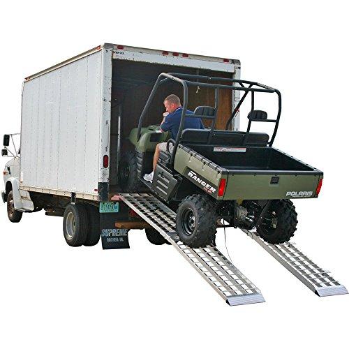 144-Big-Boy-II-Folding-Aluminum-Motorcycle-ATV-UTV-Lawn-Garden-Loading-Ramp