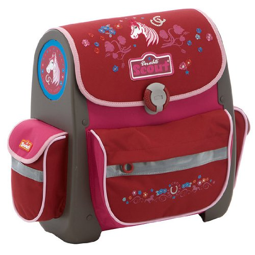 Scout Style Schulsets Schulranzenset Easy II 5 tlg. Country Girl