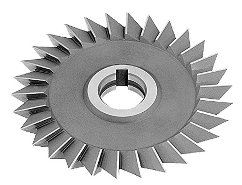 Single Angle Milling Cutters - Arbor Type - RH 60 Deg 2-3/4