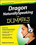 img - for Dragon NaturallySpeaking For Dummies by Diamond, Stephanie 3rd (third) (2013) Paperback book / textbook / text book