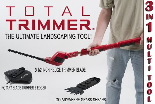 Black Friday TOTAL TRIMMER 3 IN 1 MULTI TOOL 18 VOLT