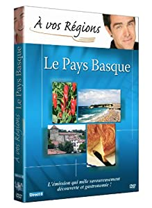 A vos regions ! pays basque [Internacional] [DVD]
